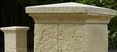 piliers et chapeaux de mur orsol. Black Bedroom Furniture Sets. Home Design Ideas