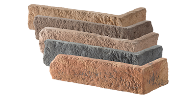Brique de parement pour d cor vintage orsol Briquette exterieur