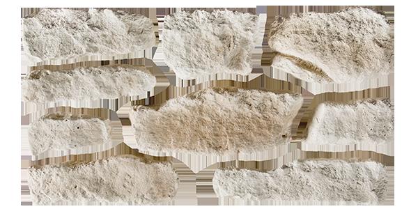 Plaquette de parement en pierre calcaire CAUSSE - ORSOL