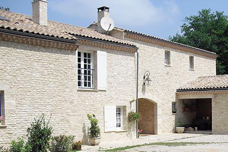 Rénovation façade maison individuelle