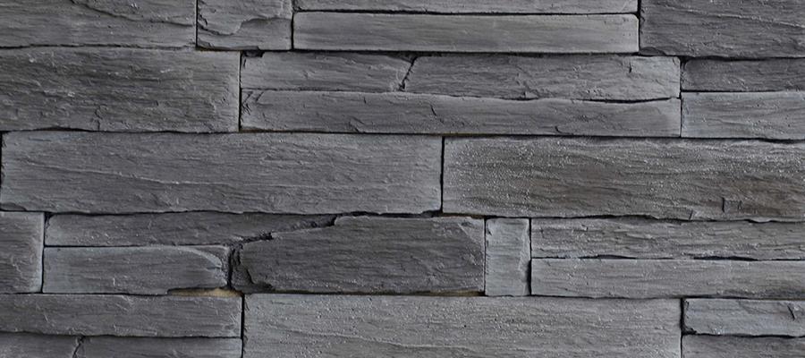 Parement mural texture nervur e yosemite orsol for Parement pierre exterieur castorama